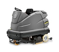 Máy quét rác Karcher B 250 R (without sweep vacuuming) with D 100 S + 2 x RM 755 ES + 2x Pad drive board (9.653-321.0)