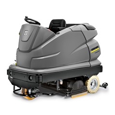 Máy quét rác Karcher B 250 R (without sweep vacuuming) with R 120 S + 3 x RM 755 ES (9.653-324.0)