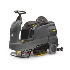 Máy chà sàn Karcher B 90 R Classic Bp R 75 S Ride on + 3 x RM 755 ES (9.653-050.0)