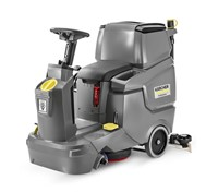 Máy chà sàn ngồi lái Karcher BD 50/70 R Bp Classic with D51 brush head Ride on + 1 x RM 755 ES + 2 x Pad drive board (9.653-173.0)